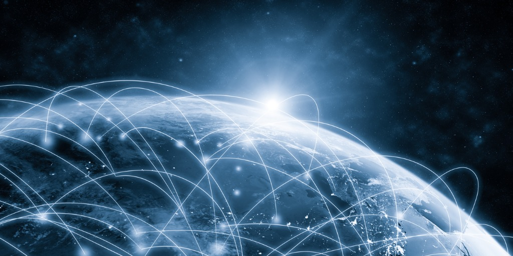 global-network-modern-creative-telecommunication-and-internet-picture-id1215837563